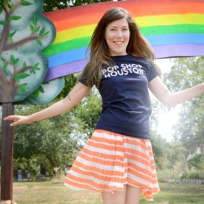 Brittany Bly, Founder Pop Shop America   Craft Fair Houston   Craft Workshops   DIY Blog
