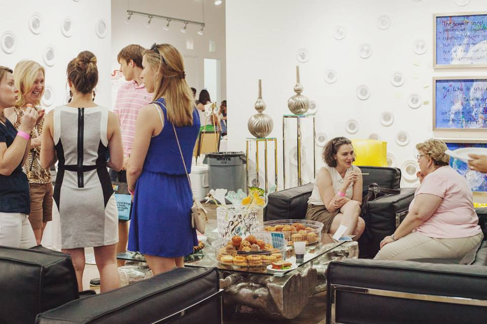 VIP Lounge May 2014 | Silver Street Studios | Galleries in Houston TX | Pop Shop Houston Festival