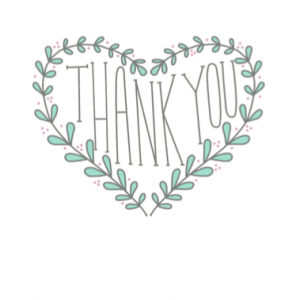 Thank You with Vines Greeting Cards | Handmade Thank You Cards | Shop Paper Goods Online at Pop Shop America