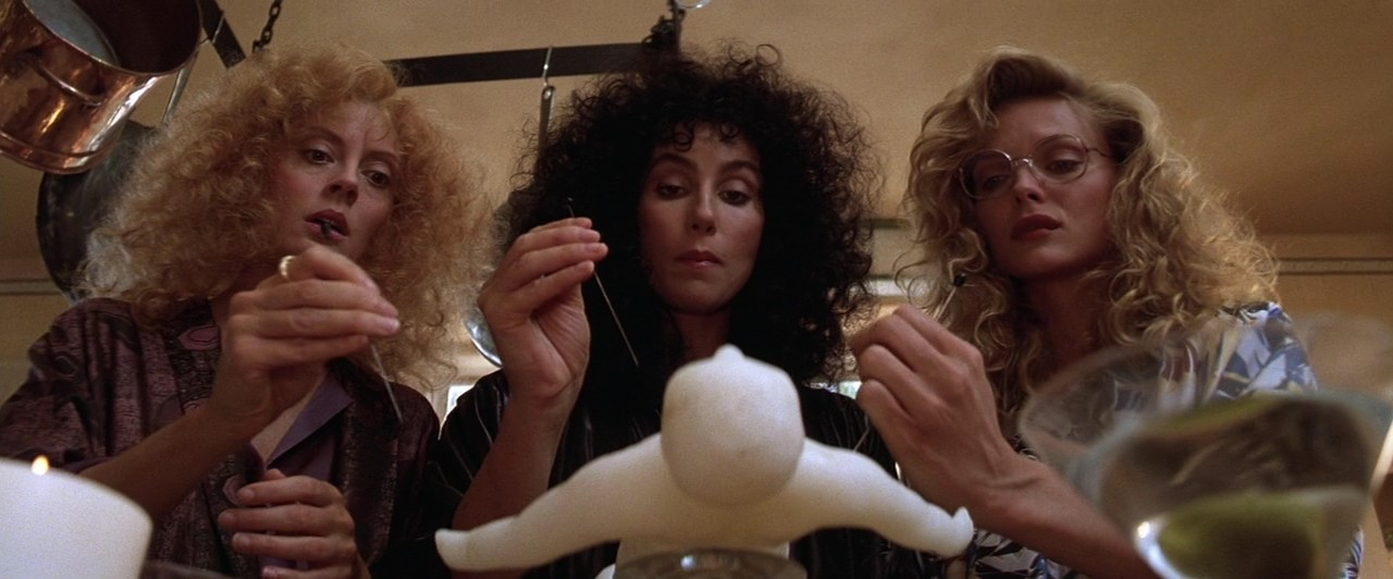 Witches of Eastwick | Best Witch Movies | 80s witch movies from the Pop Shop America blog