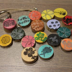 Lots of Different Cork Necklaces | DIY Necklaces with Pop Shop America | How to Make your Own Necklace