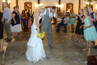Don't Throw Bird Seed at Weddings | Handmade Weddings a Bridal Event in Houston TX