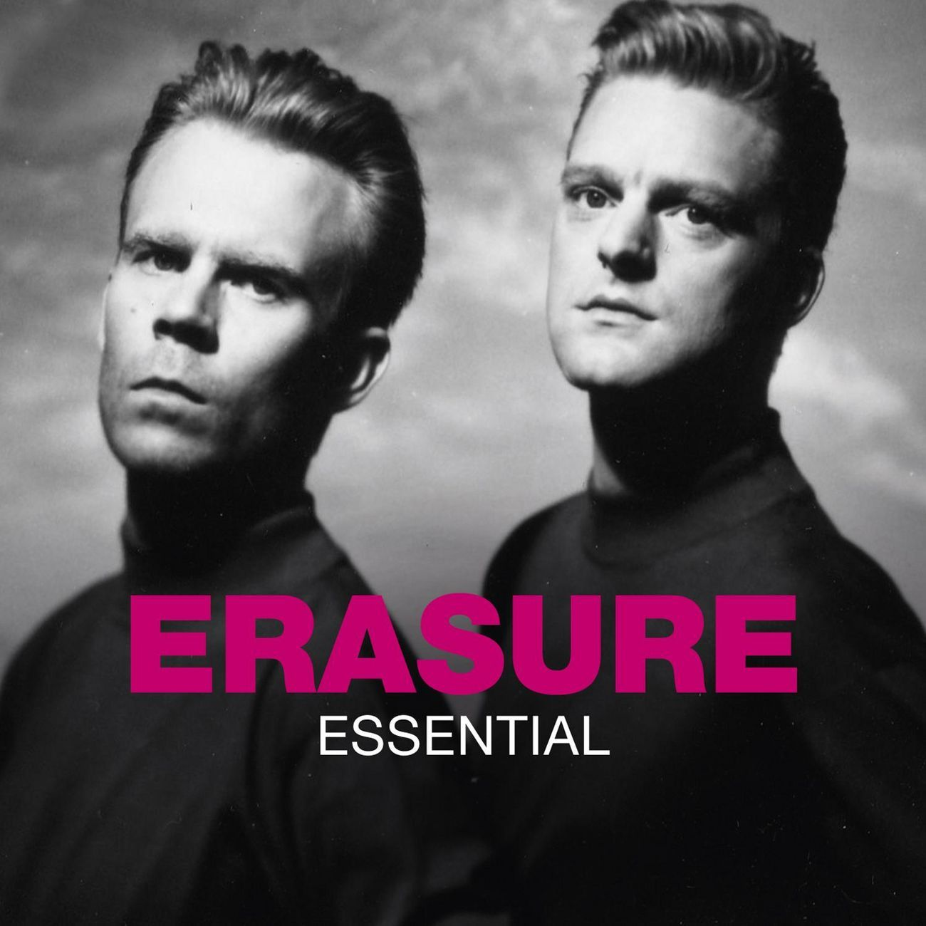 Erasure Album Covers | Black and White Album Covers | It Must Be the Illuminati from the Pop Shop America Blog