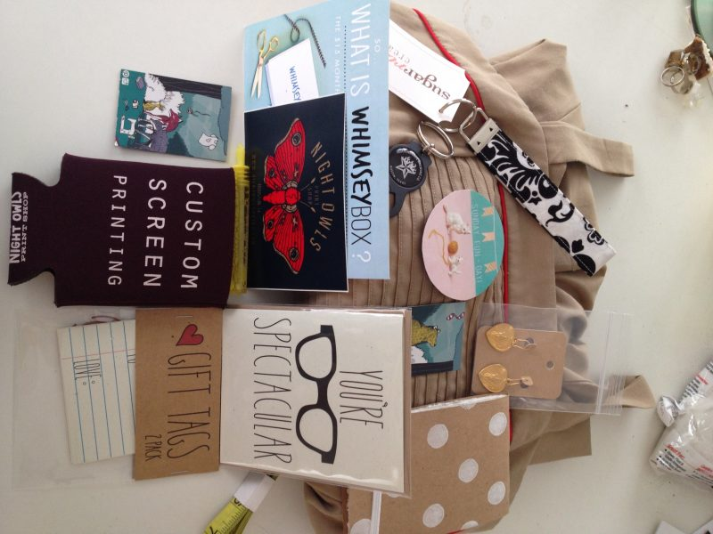 goodie bag goodies | Goodie Bags are Given Out to the First in Attendance at Each Festival and Pop Shop America has an online sale each year with our own goodies included for free.