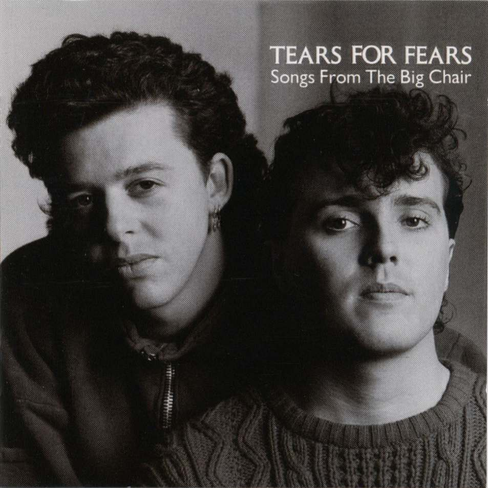 Tears for Fears Album Covers | Black and White Album Covers from the Pop Shop America Blog