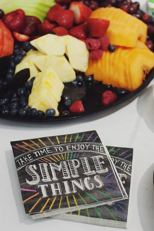 Food in VIP Lounge at Pop Shop Houston May 2014 | VIP Lounge at Pop Shop Art Festival Craft Fair at SIlver Street Studios | Check out our Upcoming Events in Texas at Pop Shop America