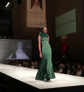 Rolando Santana Fashion Designer at Fashion Houston 2014   Fashion Events in Houston   2014 Rolando Santana Dresses