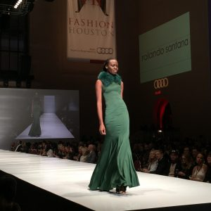 Rolando Santana Fashion Designer at Fashion Houston 2014 | Fashion Events in Houston | 2014 Rolando Santana Dresses