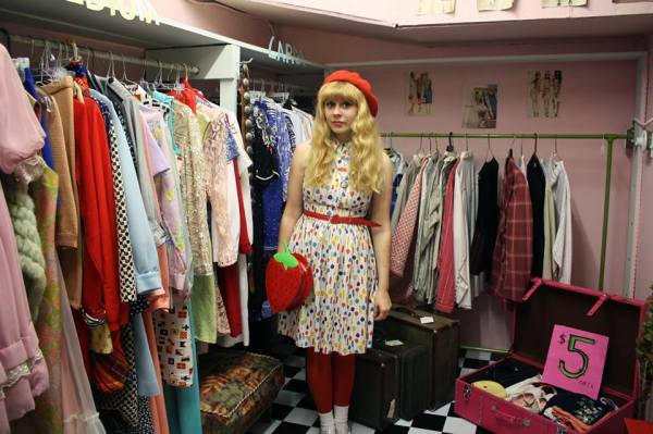 the mad mod shop vintage clothing in houston tx tessa