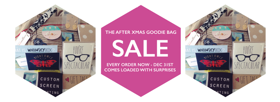 Shop America after christmas sale on handmade goods at pop shop america