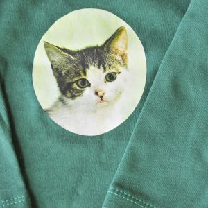 Green Kitten Onesie Baby Clothes with Kittens at Pop Shop America