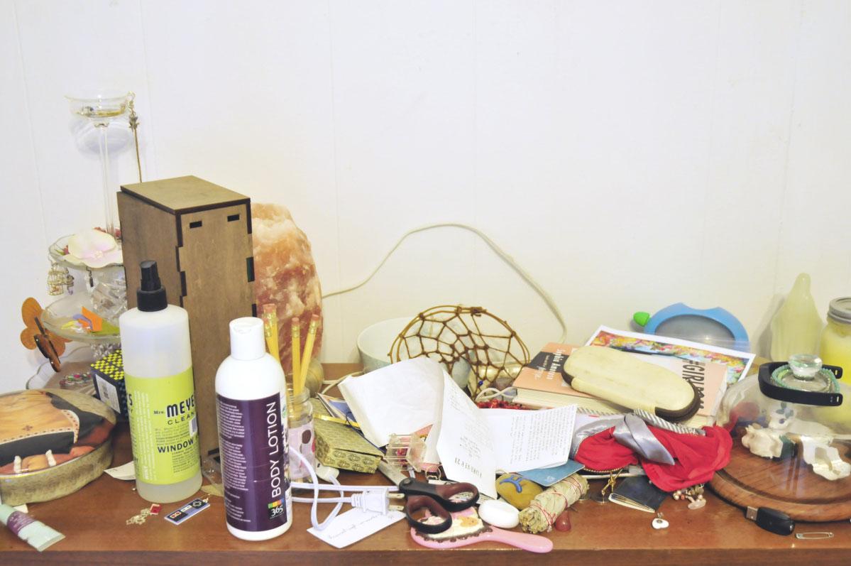 messydresser