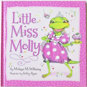 Little Miss Molly Book by Melissa M. Williams Children's Books Houston