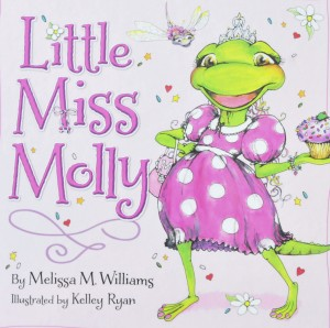Little Miss Molly Children's Book by Melissa M. Williams