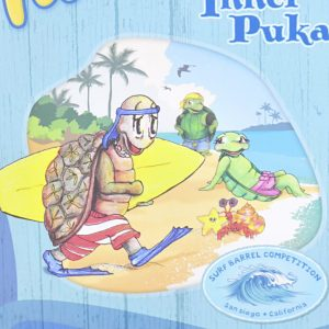 Turtle Town: The Inner Puka Paperback Book