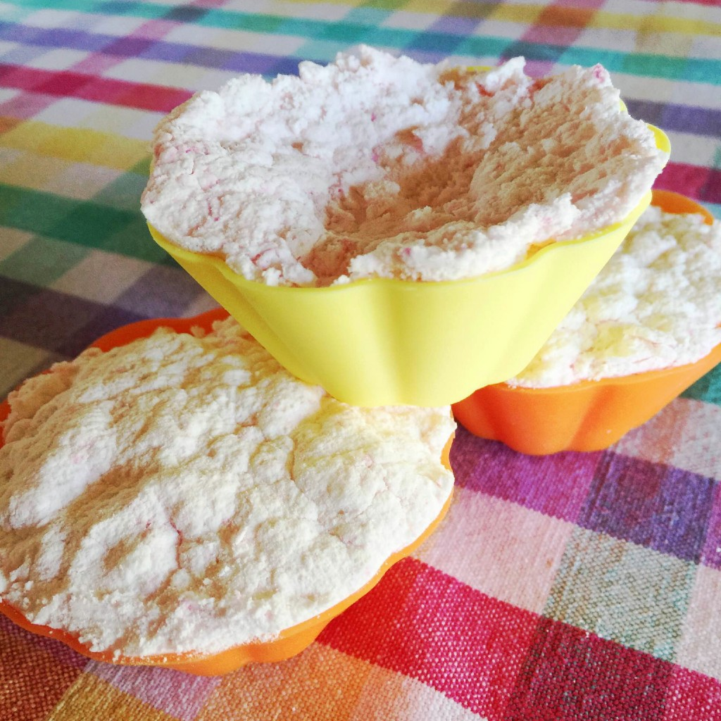 How to Make Easy Bath Bombs Scented Bath Fizzies