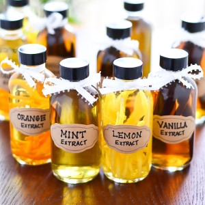 How to Make Baking Extracts Vanilla Extracts with Pop Shop America