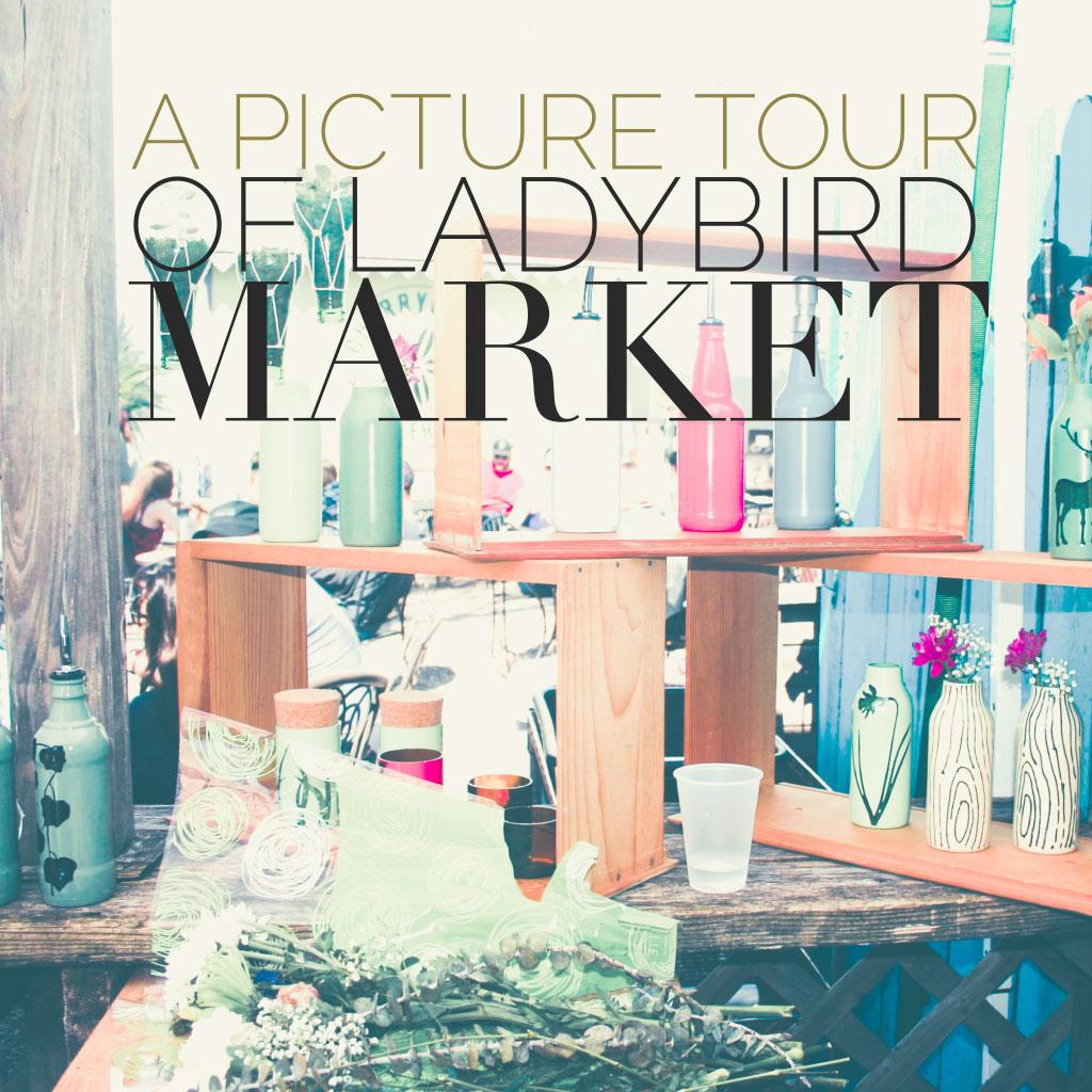 A Picture Tour of Ladybird Market - Austin, Texas - Pop ...