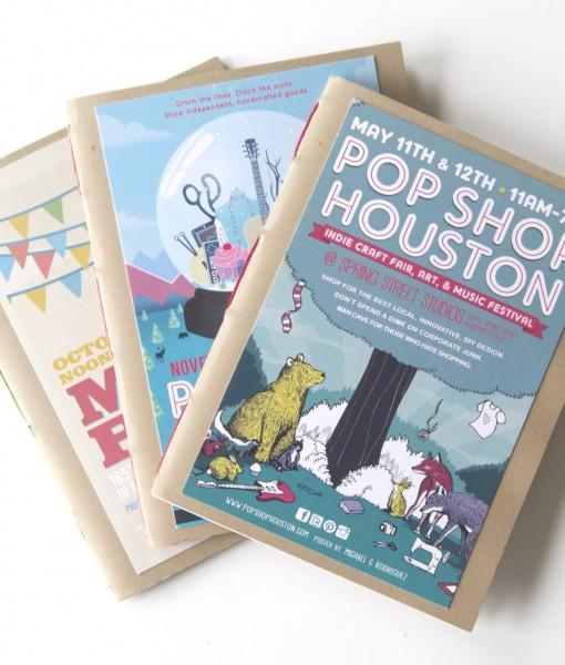 Soft Cover Notebooks Craftsman Notebooks by Pop Shop America