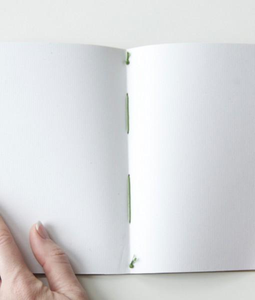 Craftsman Sketchbooks Handmade Notebook from Pop Shop America