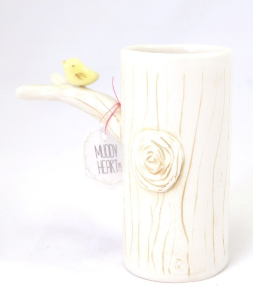 Ceramic Tree Vase - Handmade Ceramics Shop Online