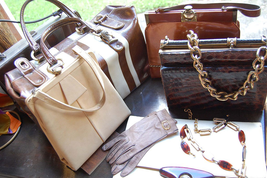 Handbags and accessories...