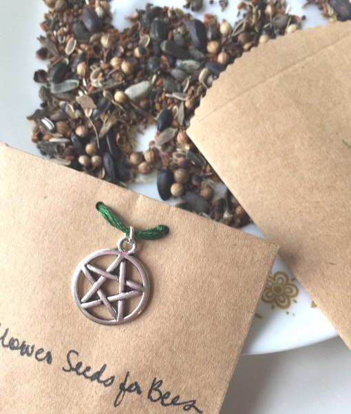 DIY Wildflower Seed Packs A Cute Way to Package Seeds