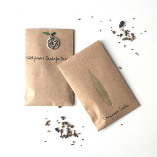 Finished Seed Bombs DIY Adorable Ways to Package Seeds Gift Ideas