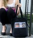 Nintendo Controller Tote Bag
