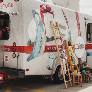 Mobile Boutiques at Pop Shop Houston Festival