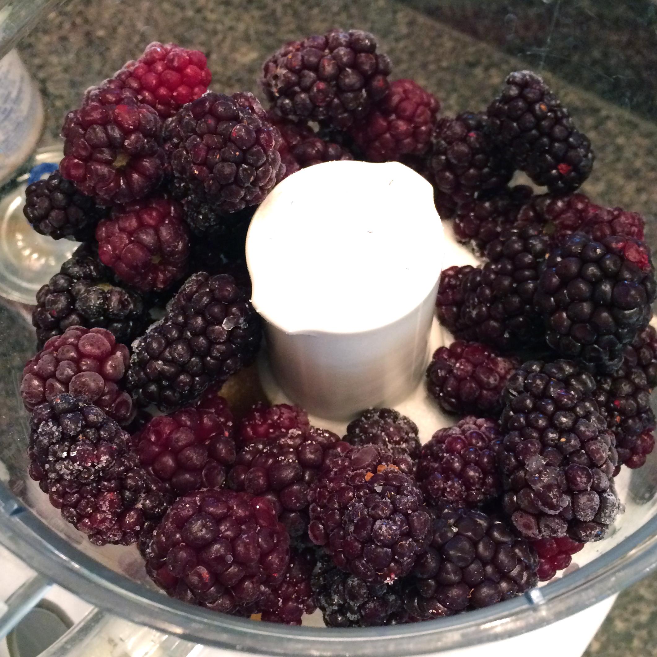 Blackberry Sorbet Recipe
