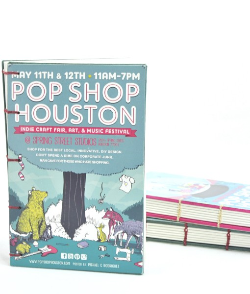 Hardcover Notebooks – Pop Shop Houston