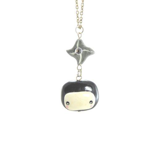 Kawaii Ninja Necklace