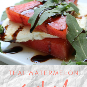 thai watermelon salad recipe pop shop america
