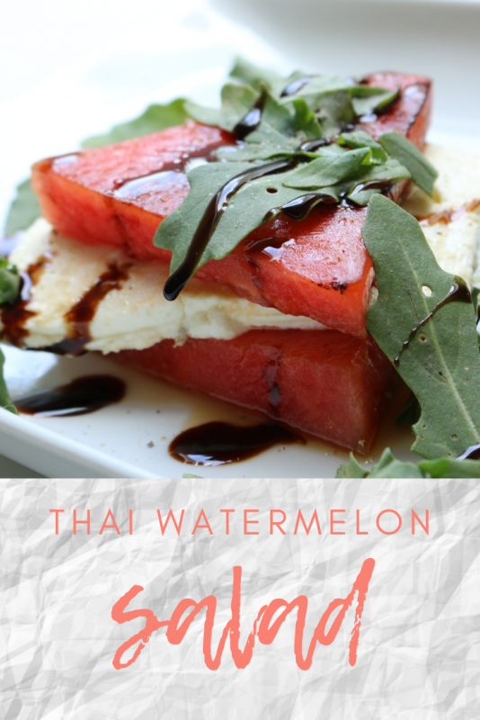 thai watermelon salad recipe pop shop america