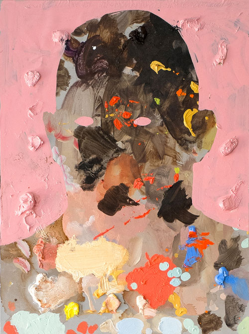 Michael Reeder Untitled Palette Portrait II