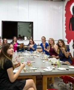 Gilded Animals Craft Workshop at TX/RX Labs April 2015