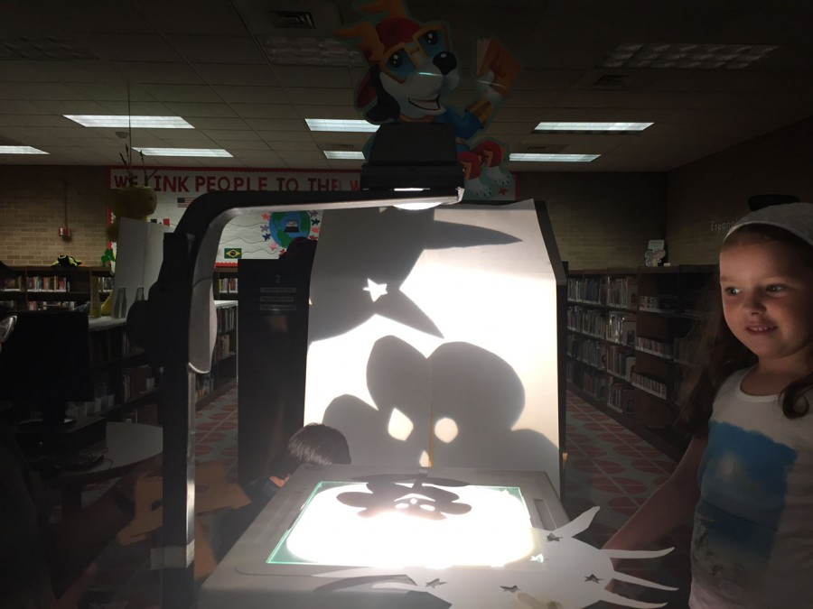 Shadow Puppets Workshop