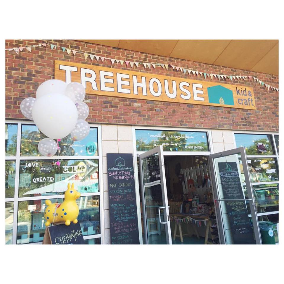 treehouse kids athens ga