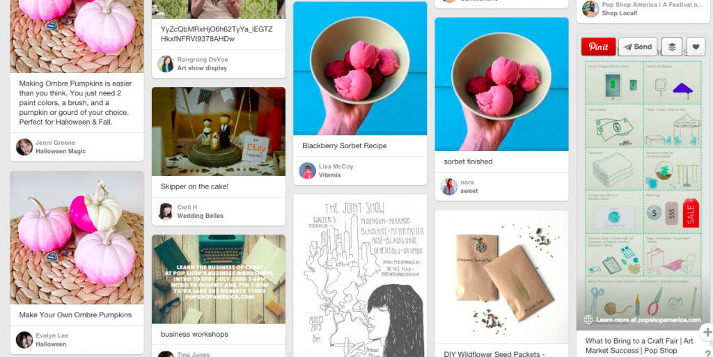 See What People Have Pinned from Your Website