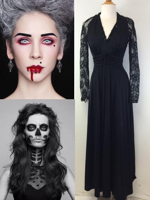 Corpse Bride Halloween Costume Turn Everyday Vintage Into