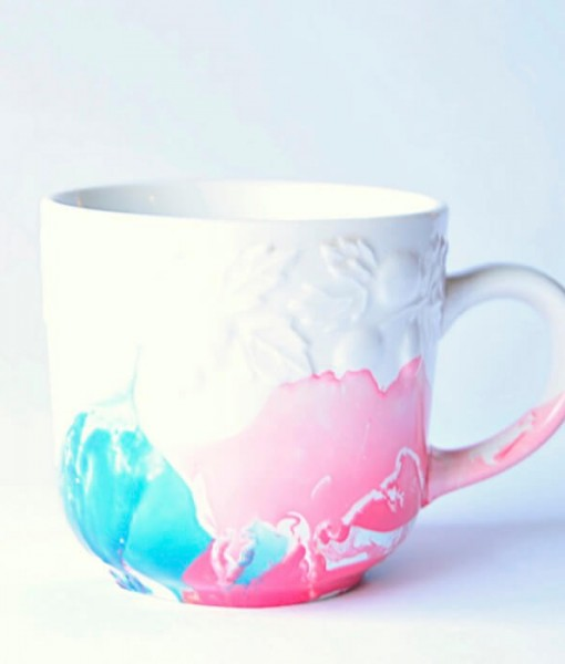 marbled mug art classes houston by Pop Shop America medium image | at TX/RX Labs Hackerspace Houston Makerspace