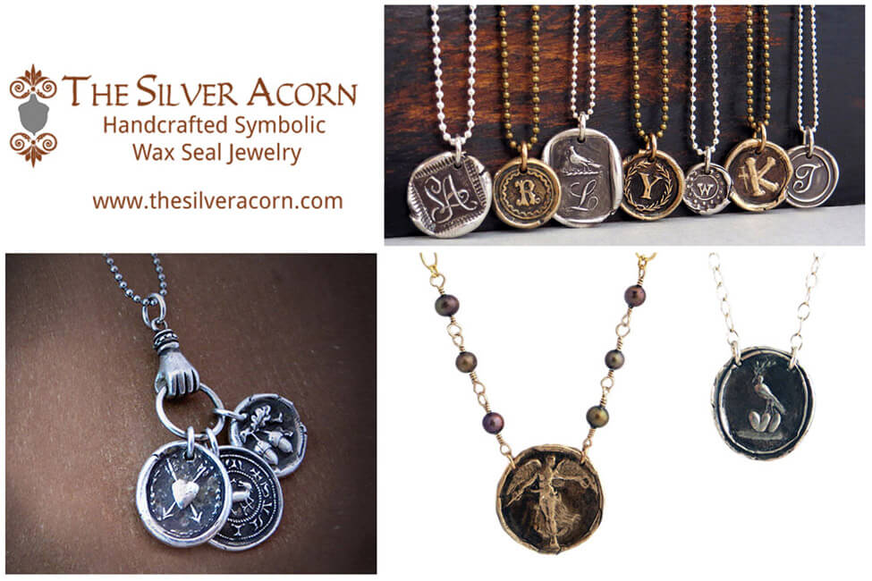 silver acorn holiday sale
