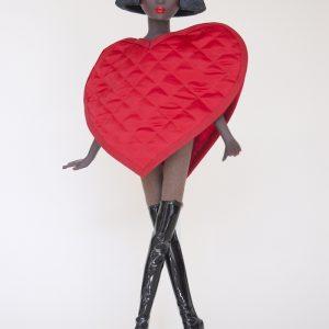 Pidgin Doll - Heart Outfit High Fashion Dolls