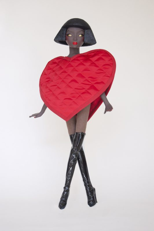 Pidgin Doll - Heart Outfit High Fashion Dolls