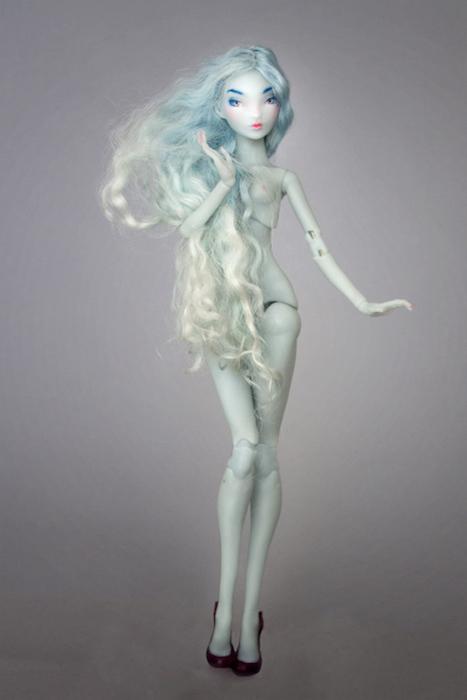 Pidgin Doll