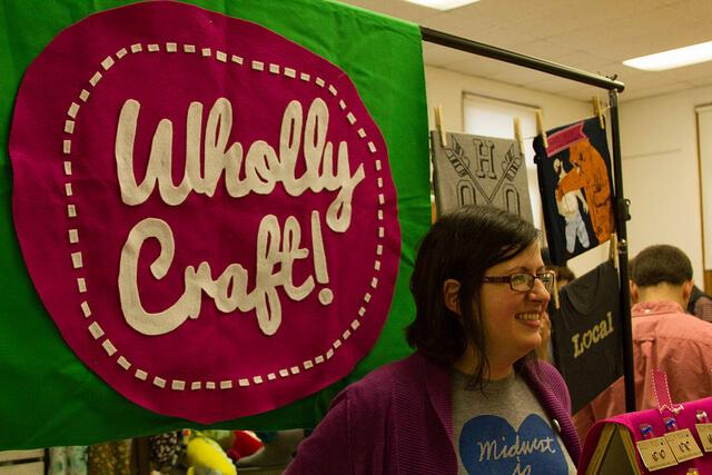 wholly craft at crafty supermarket