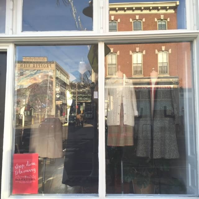 millay vintage | Vintage Boutiques Philadelphia | Manayunk Shopping | Edwardian 20s Turn of the Century Era Vintage