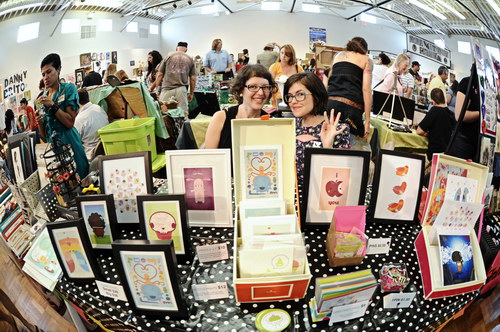 art rocks by stitch rocks craft fair florida