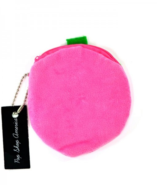 back-of-plain-pink-strawberry-coin-purse